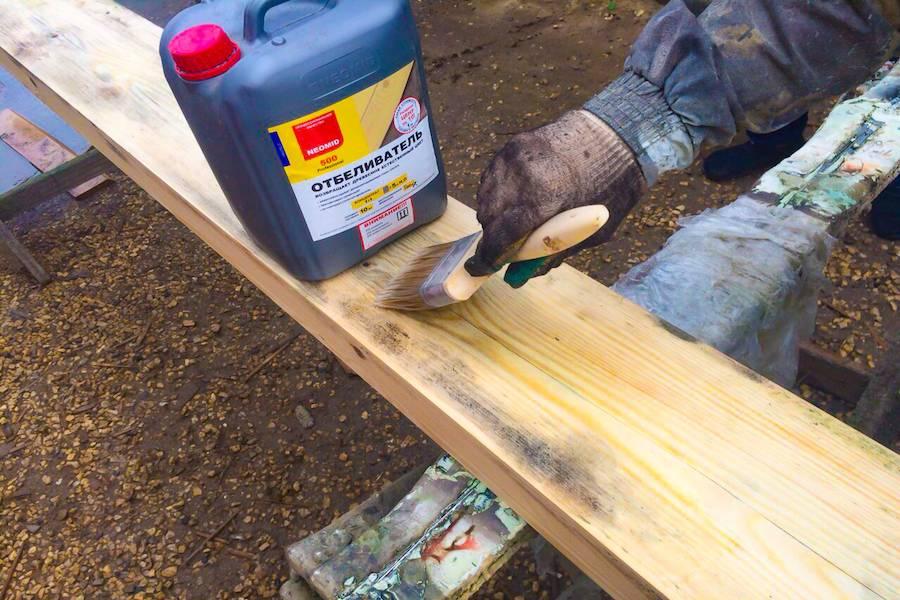 Чем лучше защитить деревянный пол от гниения — средства