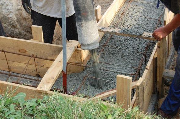 Как сделать съемную опалубку под фундамент дома