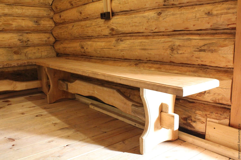 Скамейки для бани (46 фото): лавки из дерева в предбанник и в парилку, другие варианты, размеры и красивые примеры