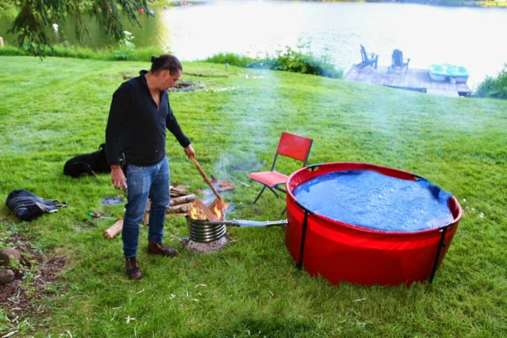 Подогрев бассейна на даче своими руками: как подогреть дровами и установить тепловой насос