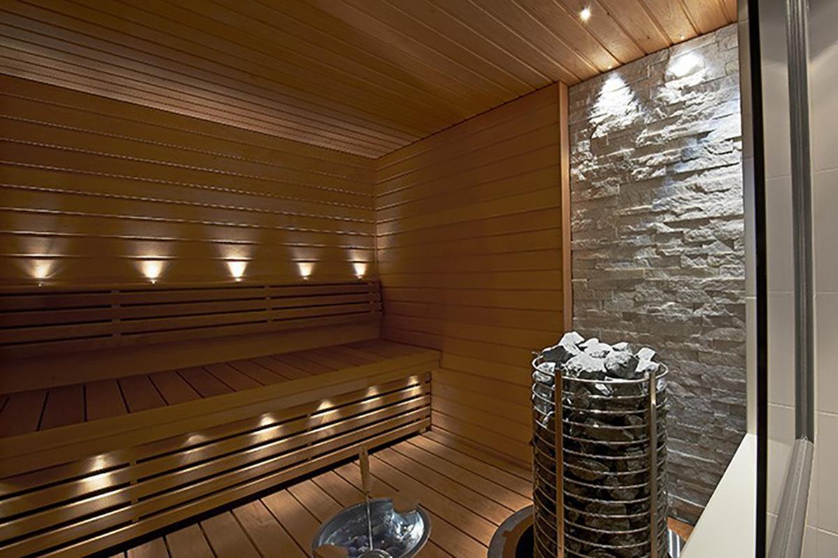 Оптоволокно для освещения бани, сауны, хамам