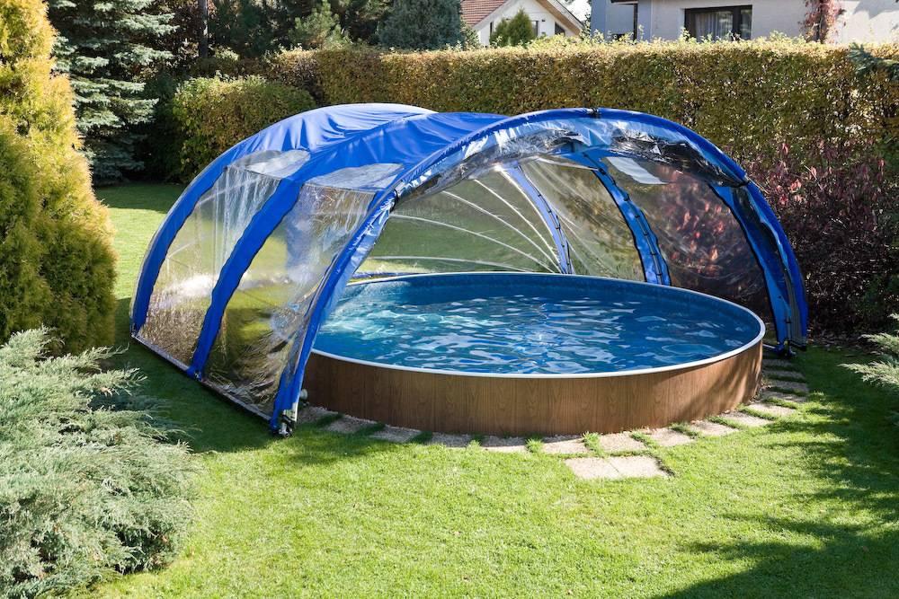 Какой бассейн лучше: надувной или каркасный? выбираем модель