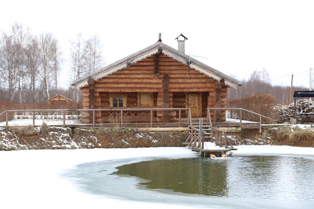 Баня с прорубью в самаре: фотографии, цены и отзывы - 101sauna.ru