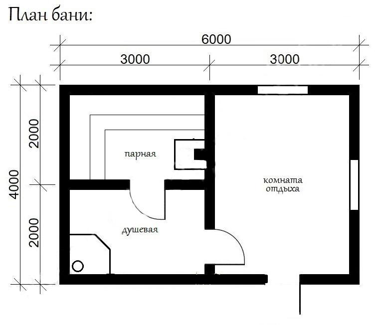 Проекты бань с мансардой (60 фото): дом-баня с верандой или террасой размером 6х6 и 6х8, варианты из бруса и бревна 6 на 4 и 5 на 8