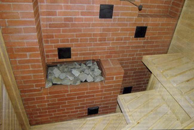 Поддать пару погуще да пожарче! печь-каменка – самая необходимая конструкция для бани