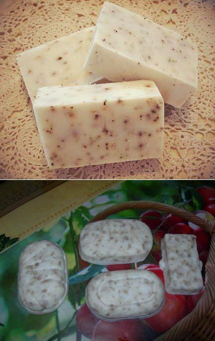 Мыло скраб - как сделать мыло скраб в домашних условиях, рецепт - своими руками