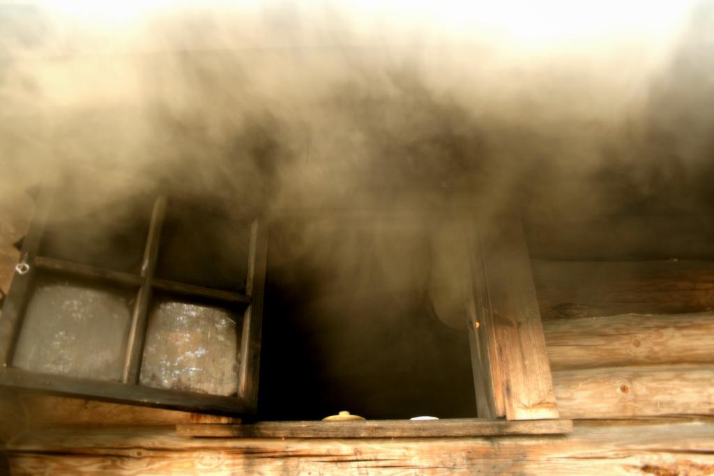 Угарный газ. когда закрывать печную трубу.