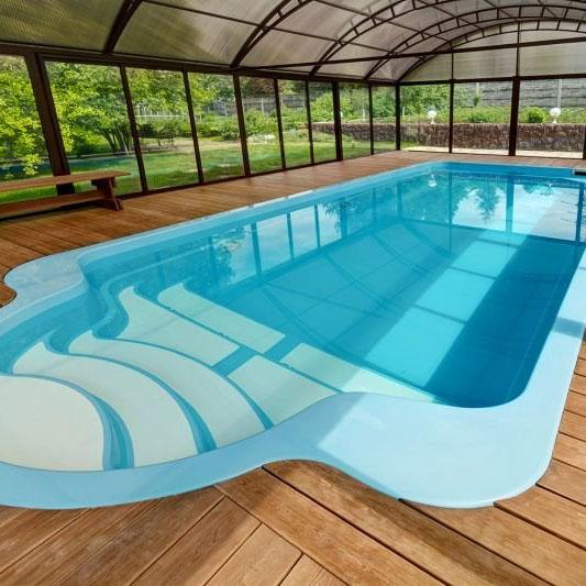 Какой бассейн лучше выбрать — полипропиленовый или композитный?