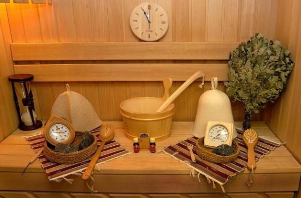 Аксессуары для бани – принадлежности для сауны и бани своими руками. 90 фото самодельных банных элементов
