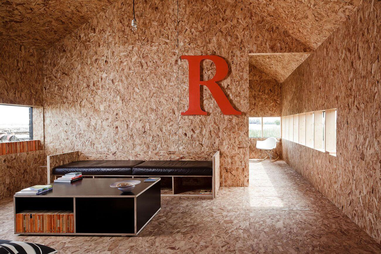 Внутренняя отделка дома из сип панелей-варианты
