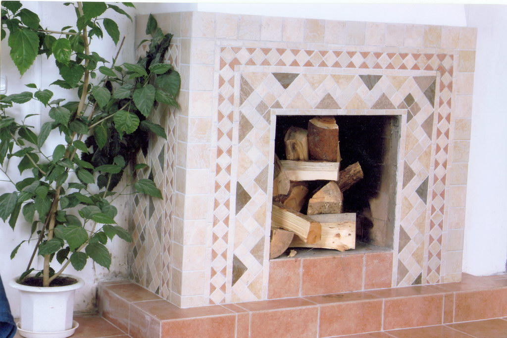 Облицовка печей: виды и материалы, способы и методика работ своими руками