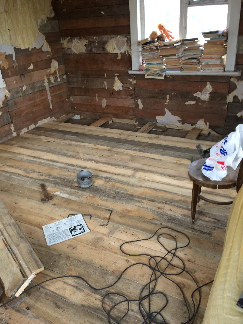Ремонт бани своими руками: стены, пол, потолок