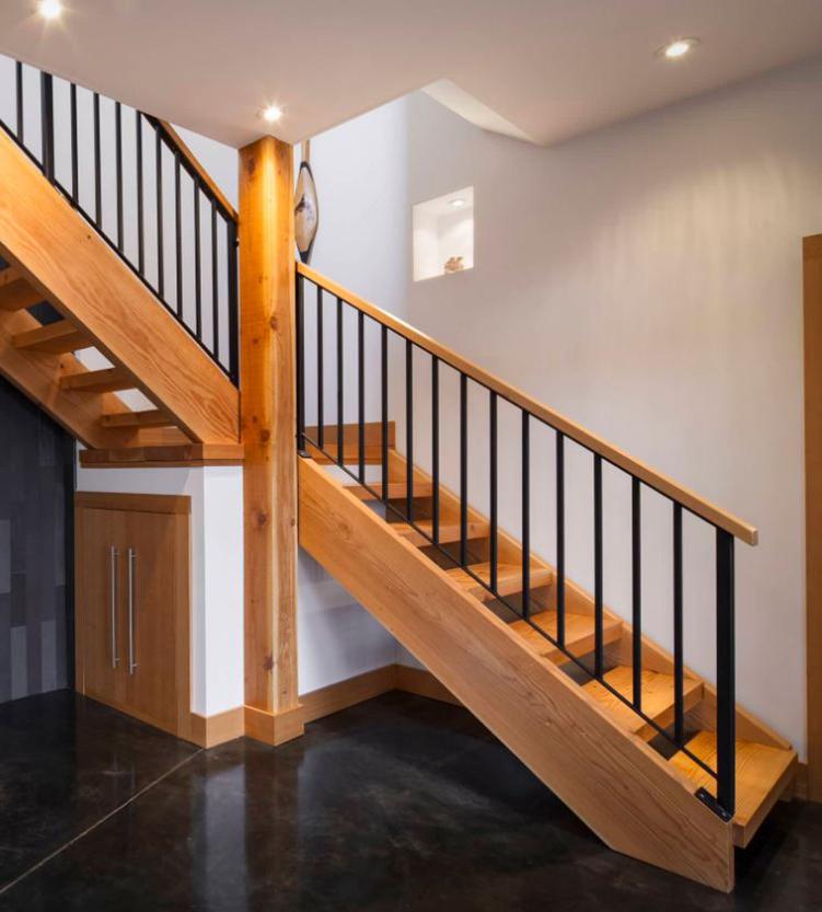 75 фото лестниц на второй этаж – типы, модели, описания