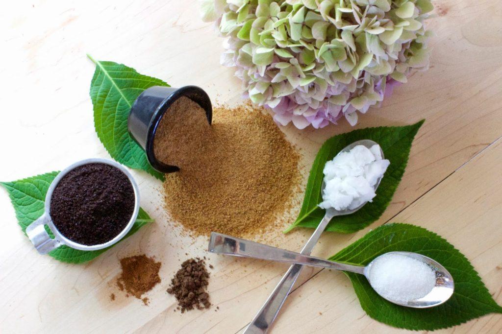 Кофейный скраб для лица – 20 рецептов для любого типа кожи