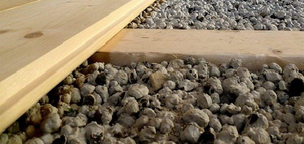 Утепление пола в бане: на винтовых сваях, заливные с прослойкой, керамзитом, бетонного, в предбаннике