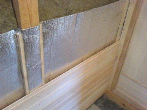 Чем утепляют дома из шлакоблоков снаружи и изнутри