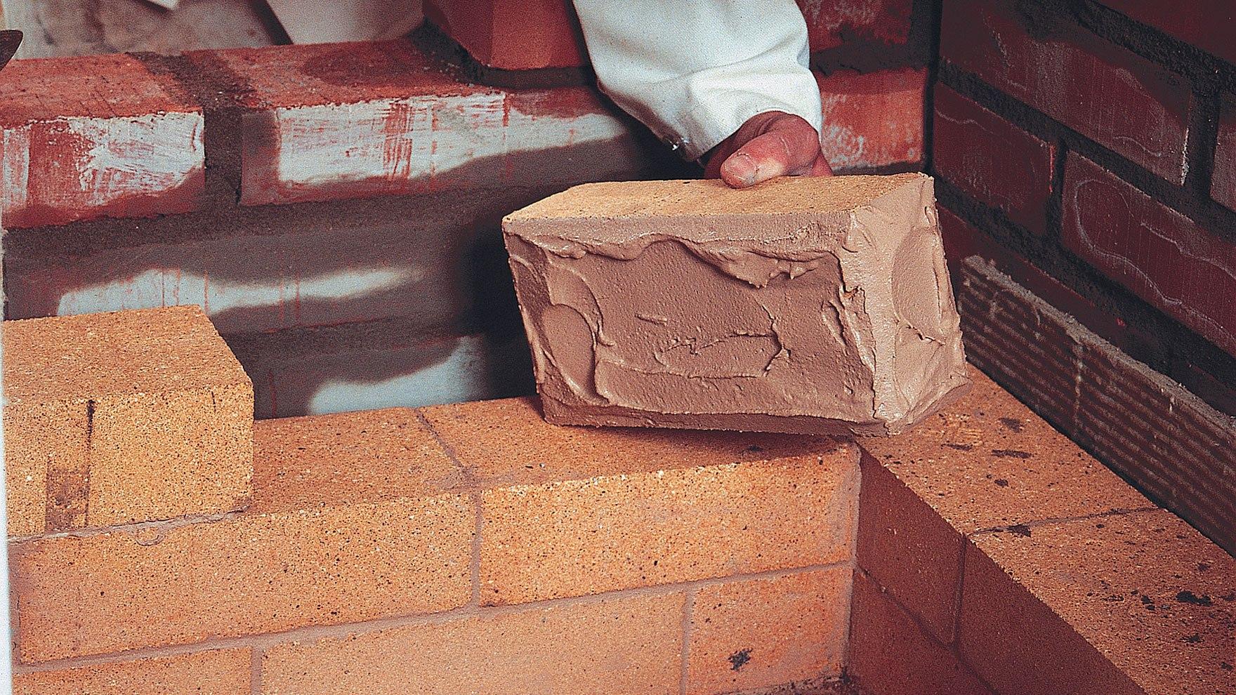 Приготовление глины для замазки и кладки печи