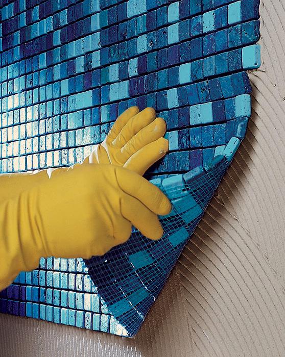 Укладка мозаичной плитки: секреты и лайфхаки - все про керамическую плитку