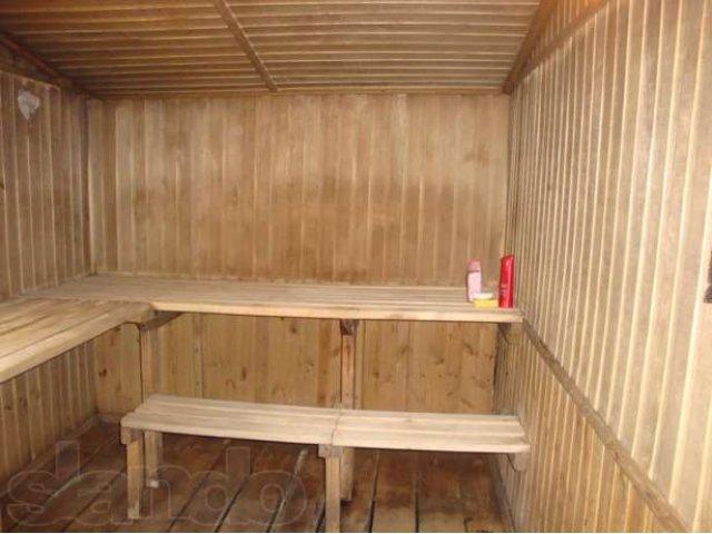 Баня в гараже своими руками: варианты обустройства