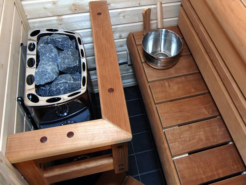 Электрические печи для бани и сауны (380 и 220 в) своими руками