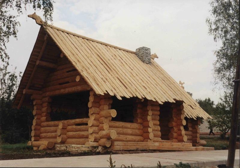 Тесовая крыша или же тисовая?