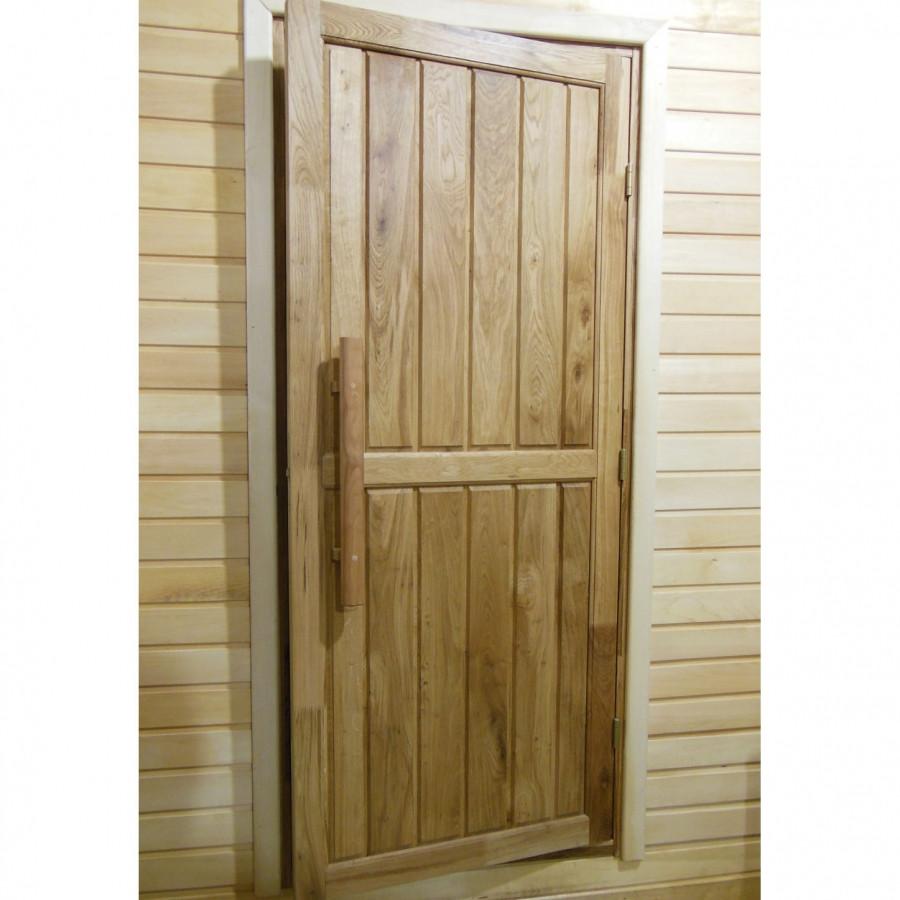Деревянные двери для бани: входные и в парилку, фото примеры, изделия из сосны