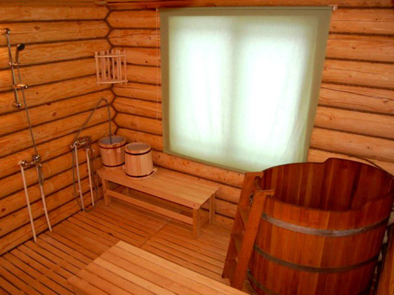 Внутренняя отделка бани своими руками: возможные варианты, фото парилки и моечной