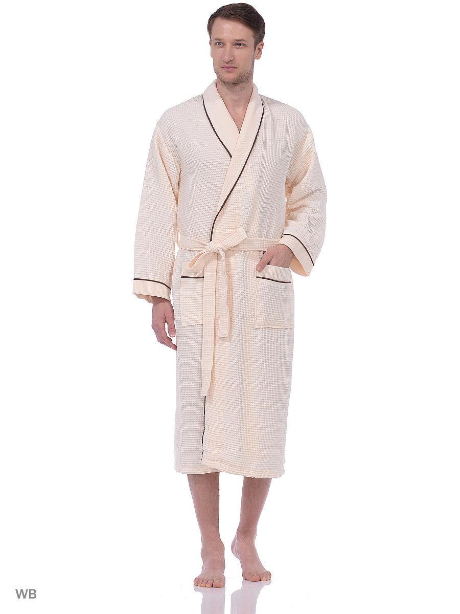 Вафельные халаты для бани и сауны: что важно знать | журнал