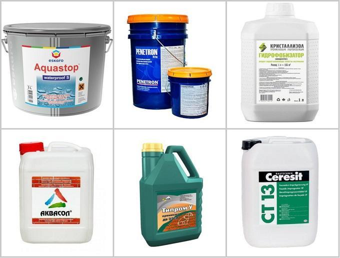 Пропитка для бетона от воды: свойства, виды, эффект и технология применения (+15 фото и 5 видео)