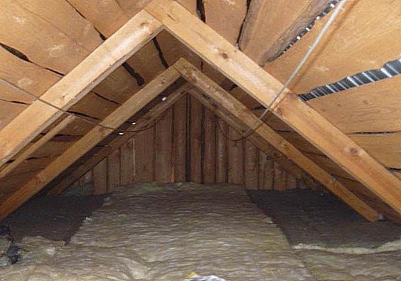 Как и чем утеплить потолок в бане своими руками: фото, видео, материалы
