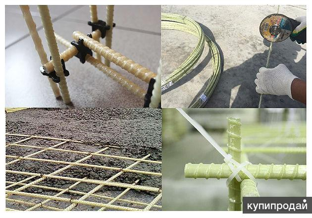 Стеклопластиковая арматура для фундамента: все плюсы и минусы