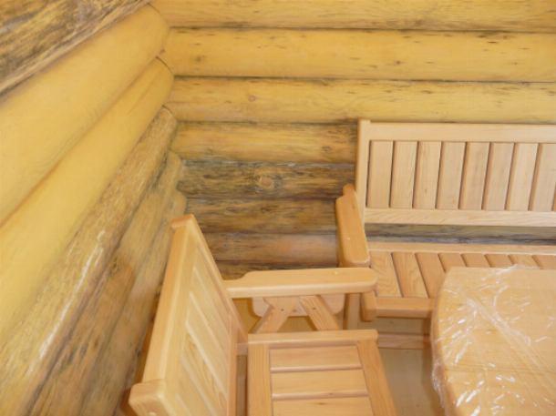 Красим сруб бани снаружи. актуальные пропитки, лаки и краски для дерева