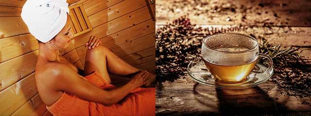 После бани чай: травяные чаи помогут оздоровить организм