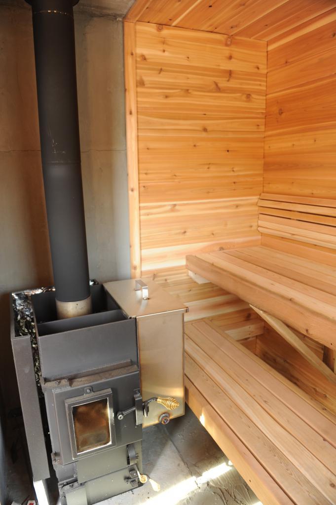 Фундамент под печь в бане своими руками: схемы + фото