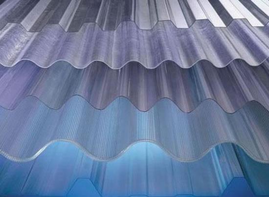 Плоский шифер - состав материала, виды шифера и сфера применения