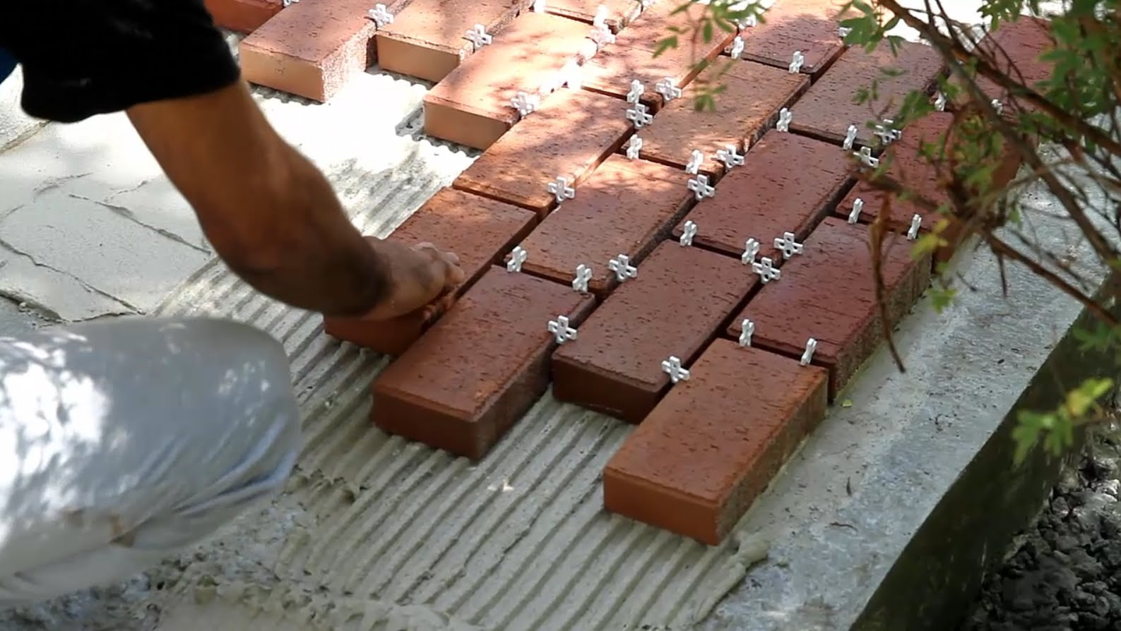 Изготовление брусчатки своими руками - пошаговая инструкция!