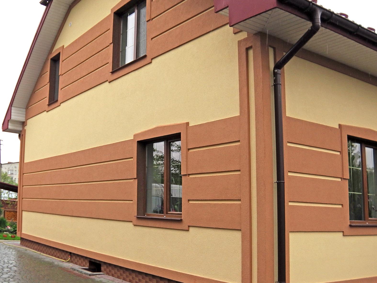 Как выбрать фасадную краску для наружных работ: все критерии качества