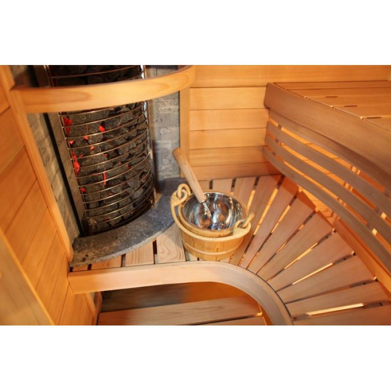 Печь для сауны электрическая финская sawo
