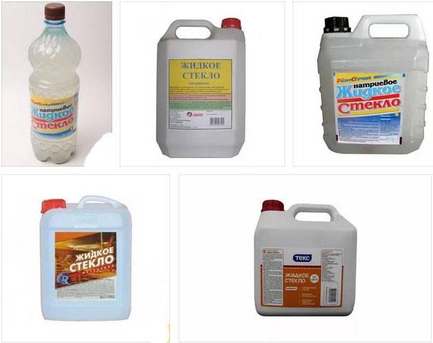 Жидкое стекло для гидроизоляции: 11 советов по выбору и применению