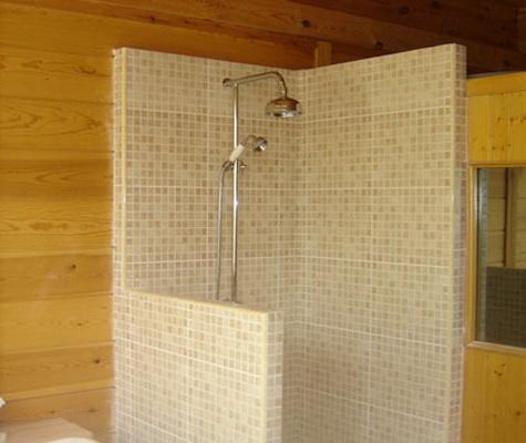 Как сделать душ в бане своими руками +фото
