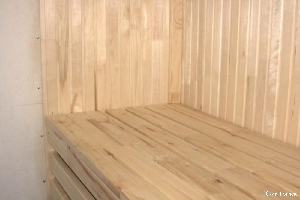Как обшить вагонкой деревянный дом изнутри?