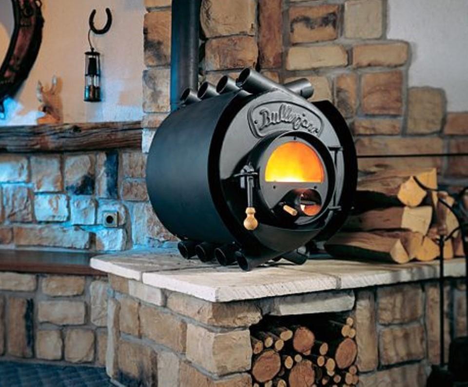 Печь булерьян – лучшее решение для частного дома и воздушная разводка печи (90 фото)