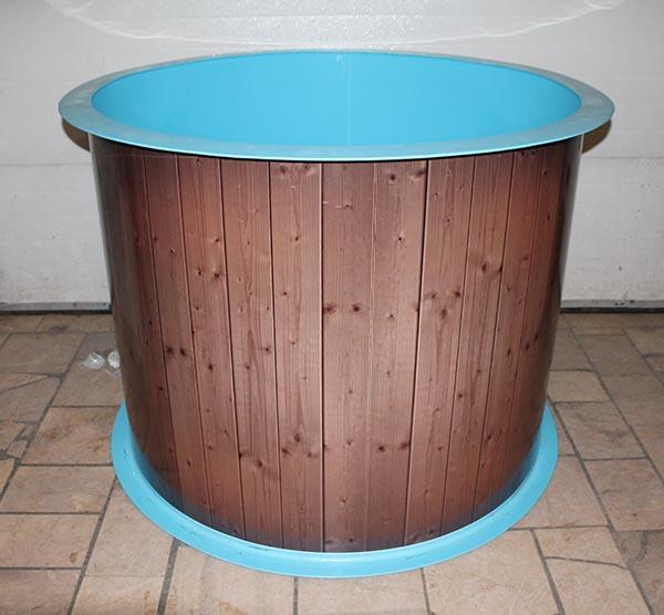 Купель (66 фото): купель-бочка для бани и купель-ванна из нержавейки, другие виды. как сделать своими руками из еврокуба? размеры купелей
