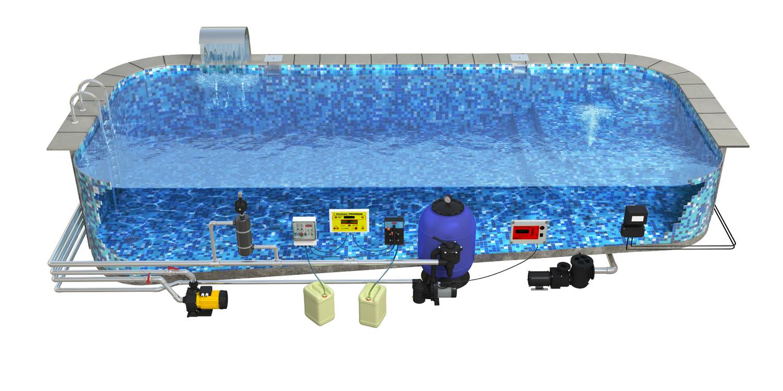 Обзор средств для обеззараживания воды в бассейне: правила применения, стоимость, отзывы пользователей