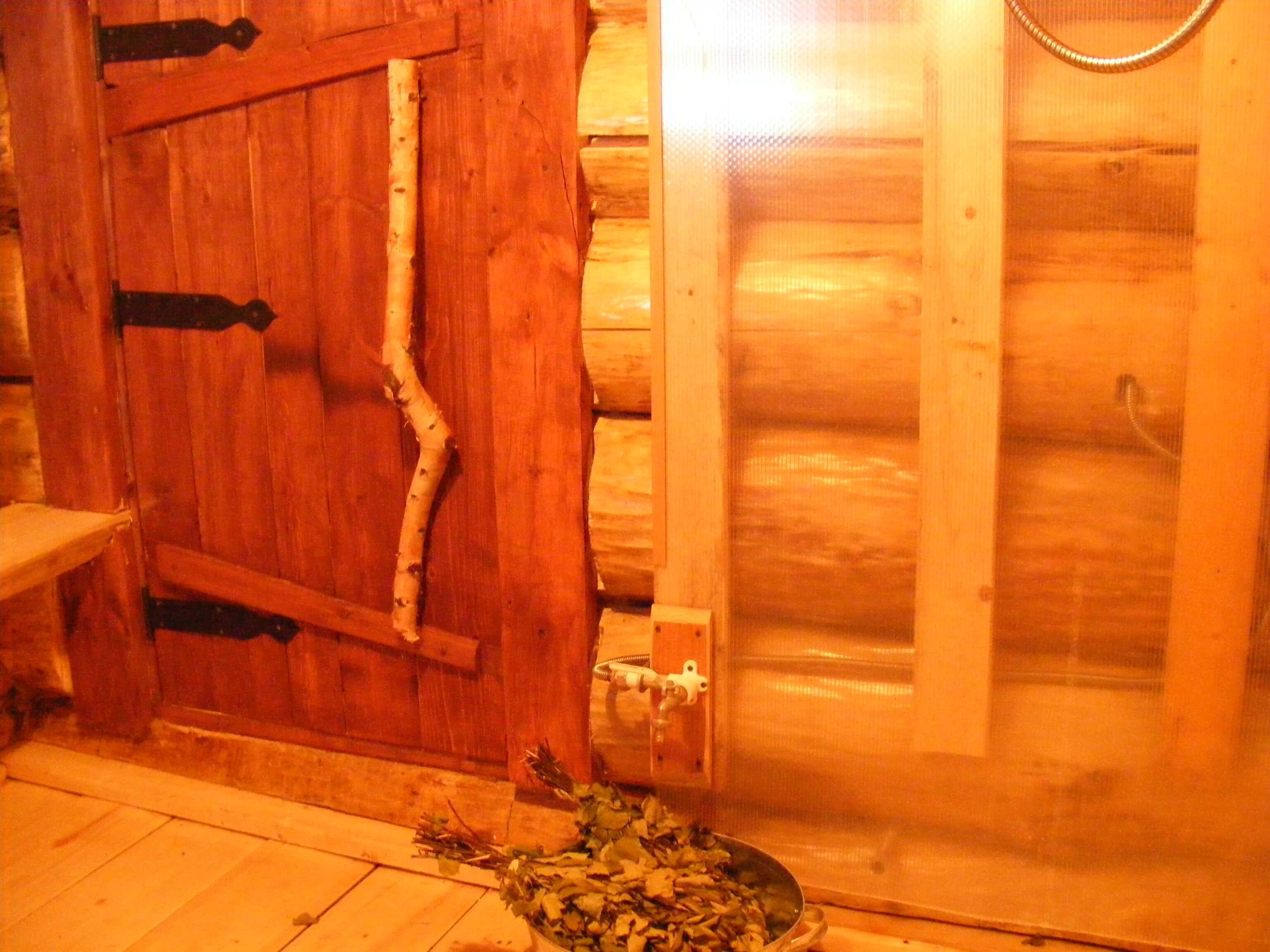 Баня из осины плюсы и минусы