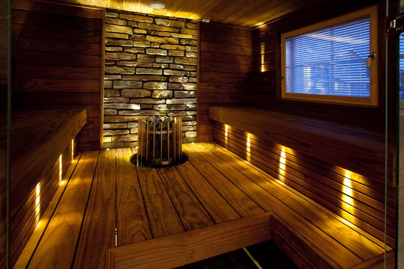 Материалы для отделки бани: разновидности отделочных материалов для стен, потолков, полов бань и саун