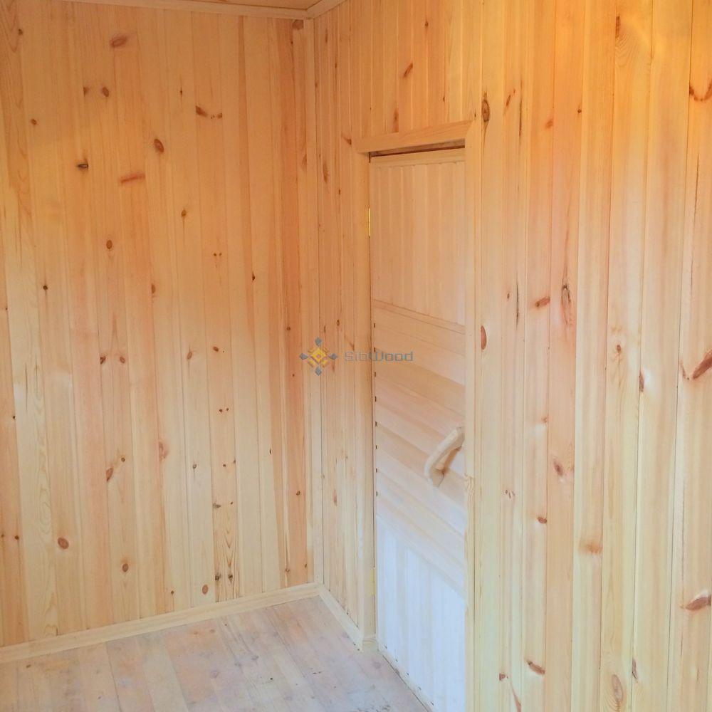Как обшить стены вагонкой своими руками: выбор породы дерева, профиля, монтаж