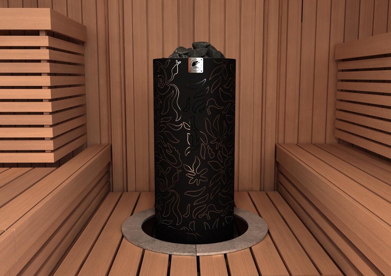 Электрическая печь для сауны: электропечь и электрокаменка для бани для 220в, печка sawo и каменка harvia