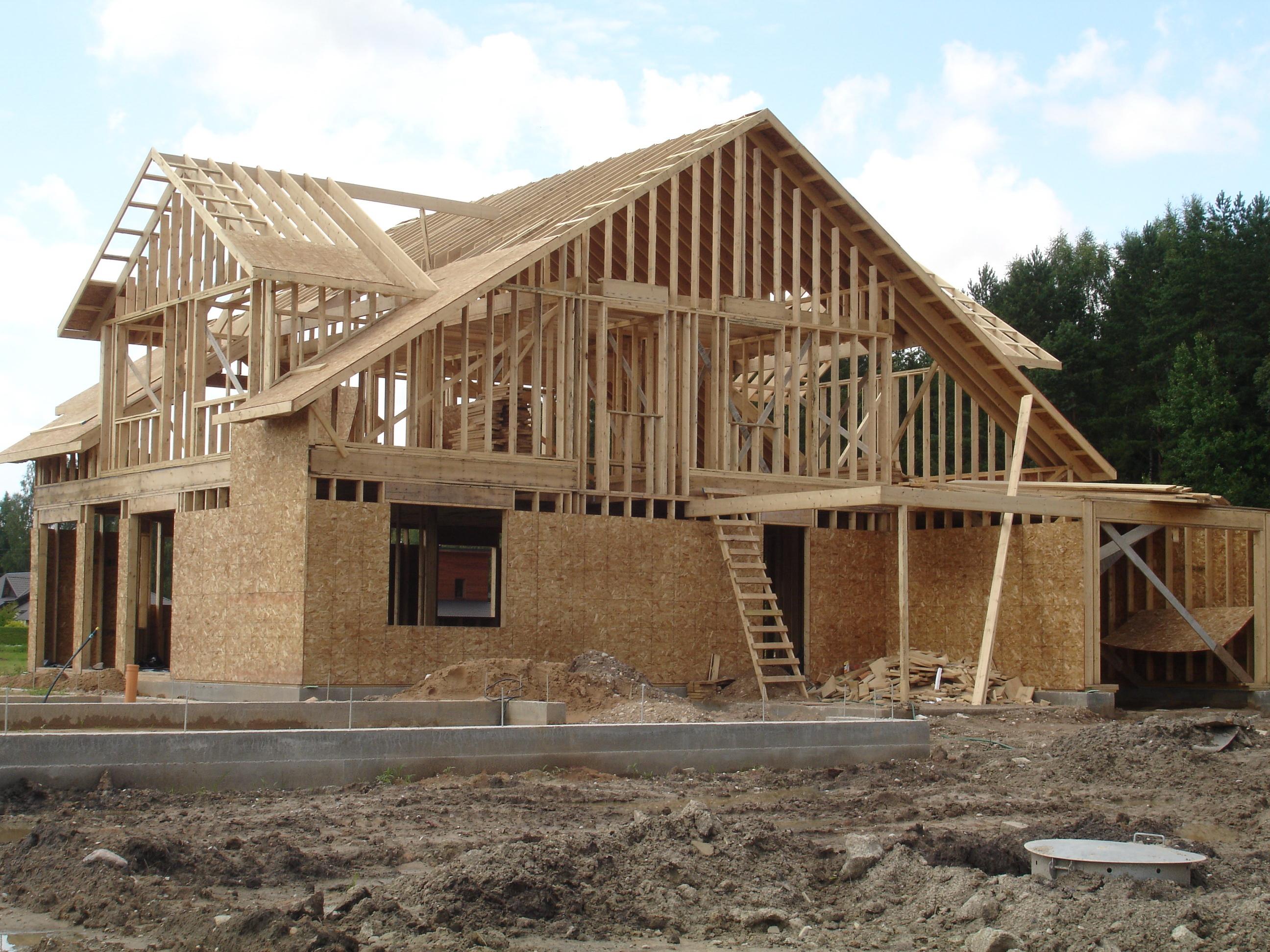 Цены на лстк дома под ключ- стоимость проектирования, строительства домов из лстк в москве