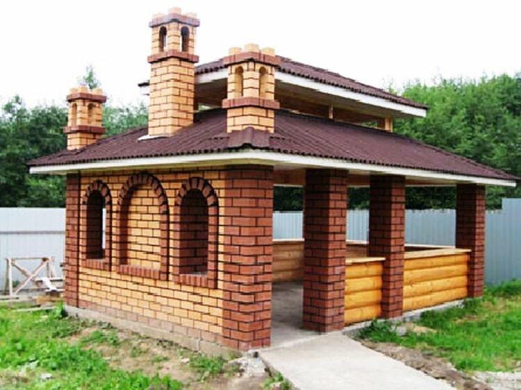 Баня из кирпича: проекты кирпичной бани, плюсы и минусы, пошаговая инструкция изготовления своими руками с печью-каменкой